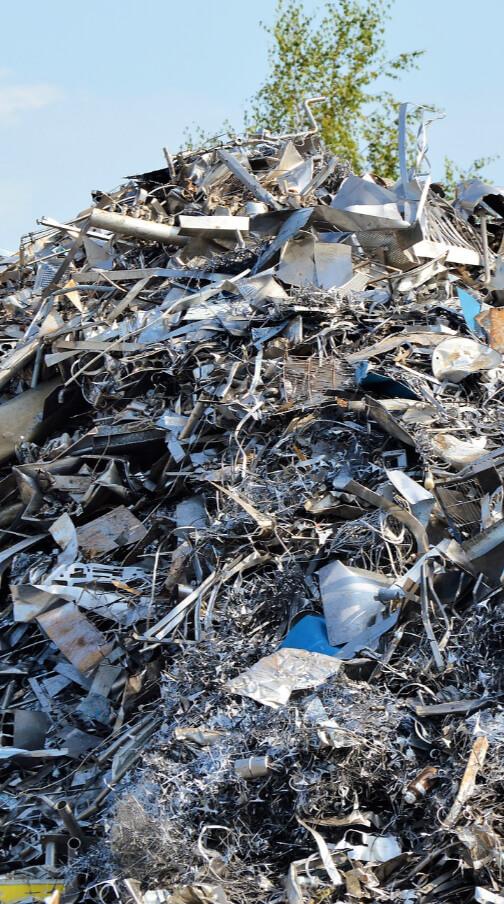 scrap metal london