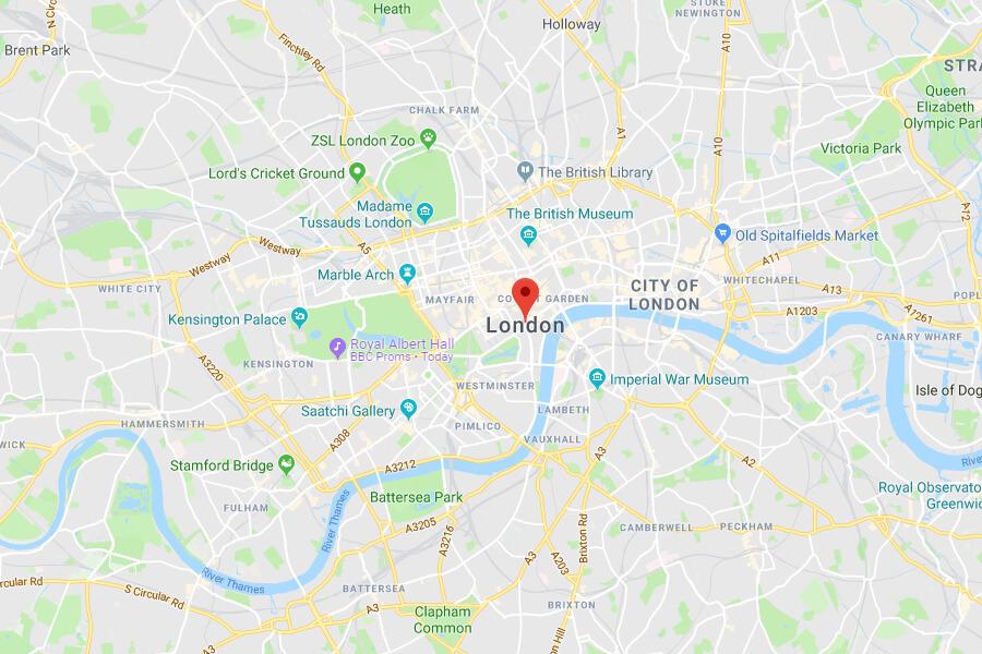 Centralny Londyn