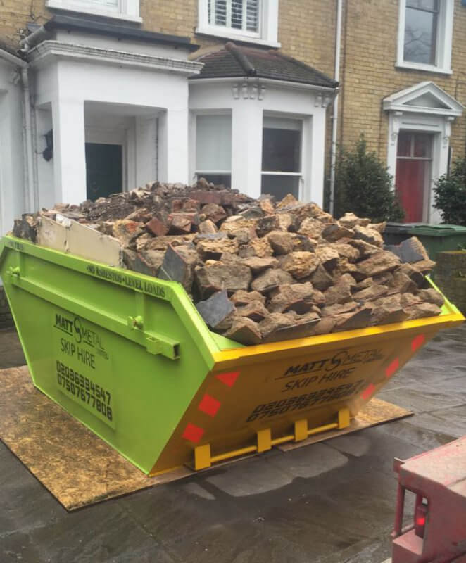 Skip Hire Harrow