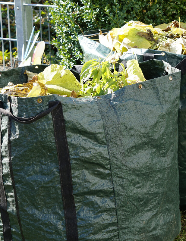 garden waste collection west london