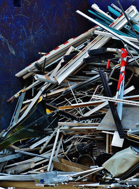 Scrap Metal Collection Slough