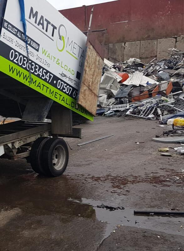 scrap metal lewisham