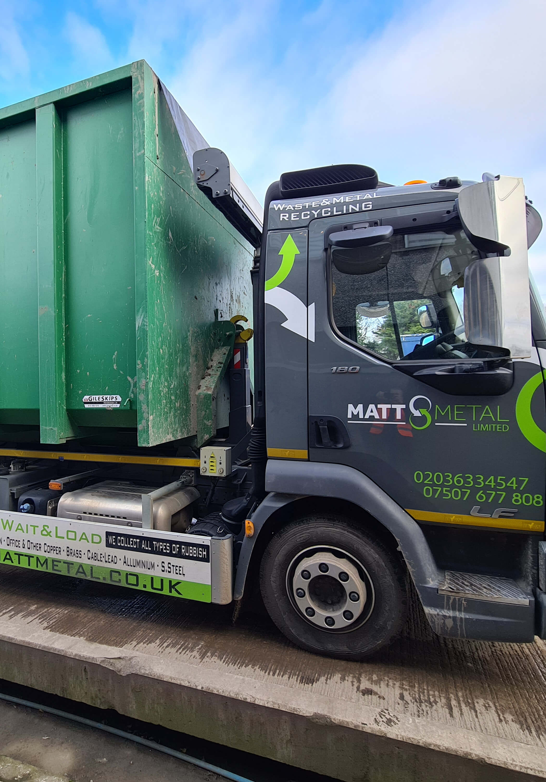 wast london waste collection